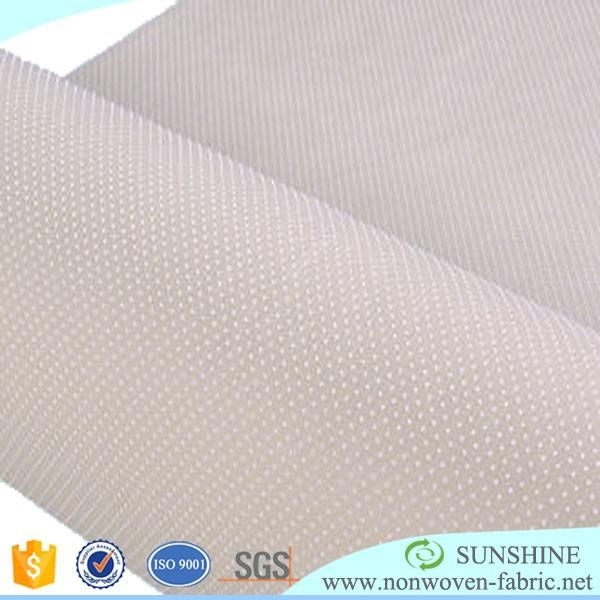 Best Quality Carpet Cloth Nonwoven Fabric With Antislip Pvc Coated Dot