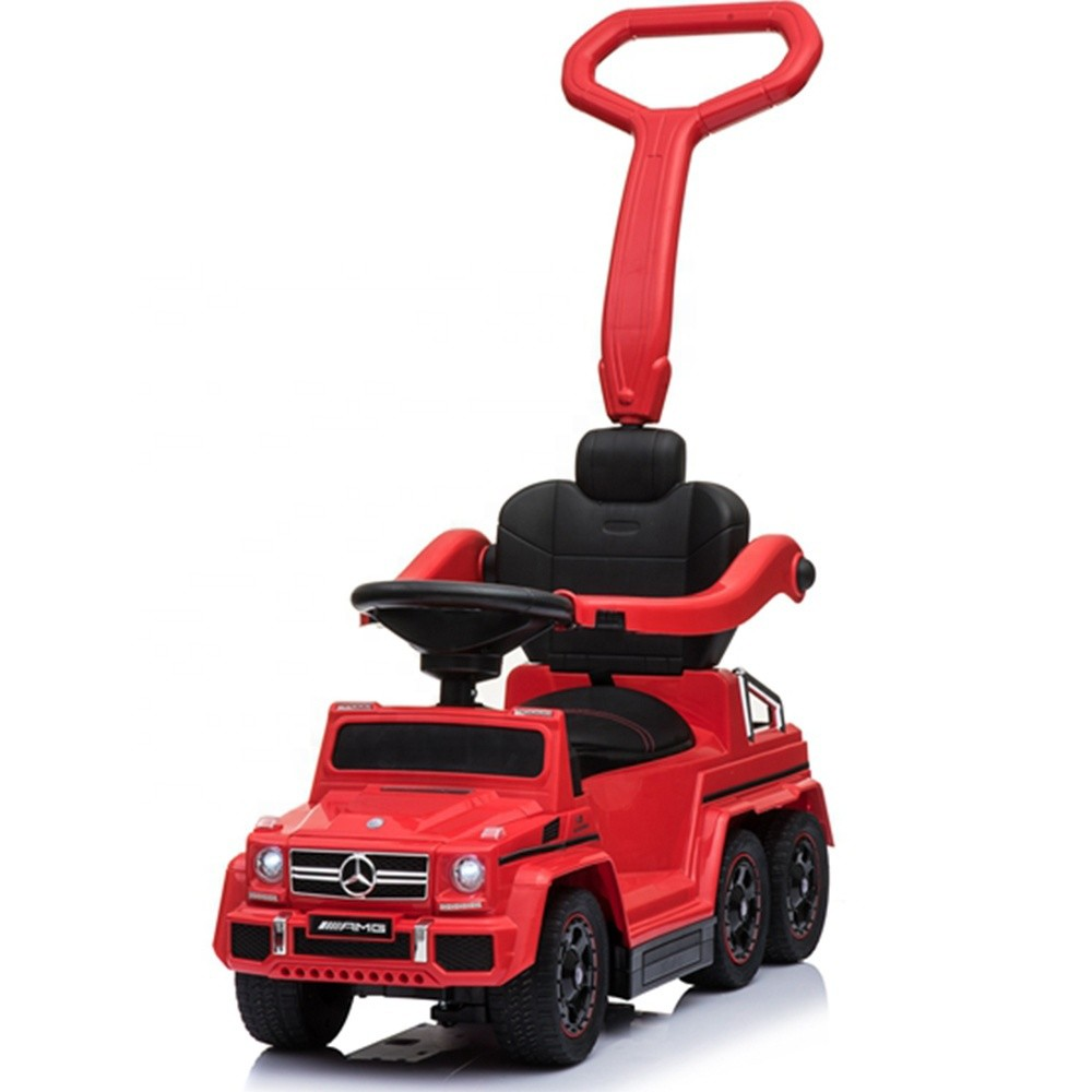 baby ride on toy car benz licensed electronic baby walker push car
