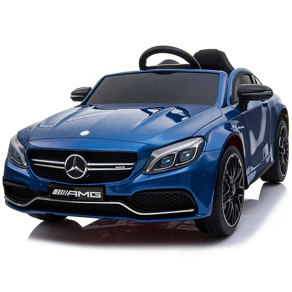 Licensed ride on toy benz children electric car price