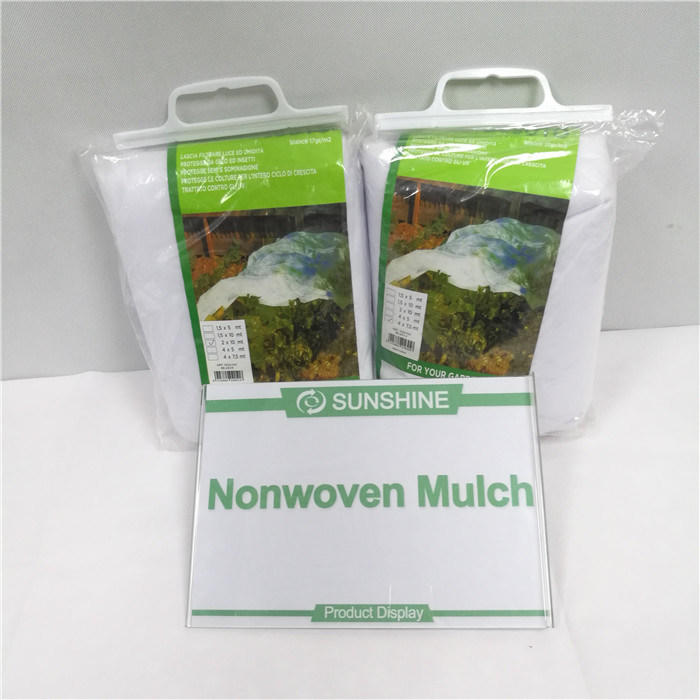 Extra Width Non Woven Fabric for Agriculture