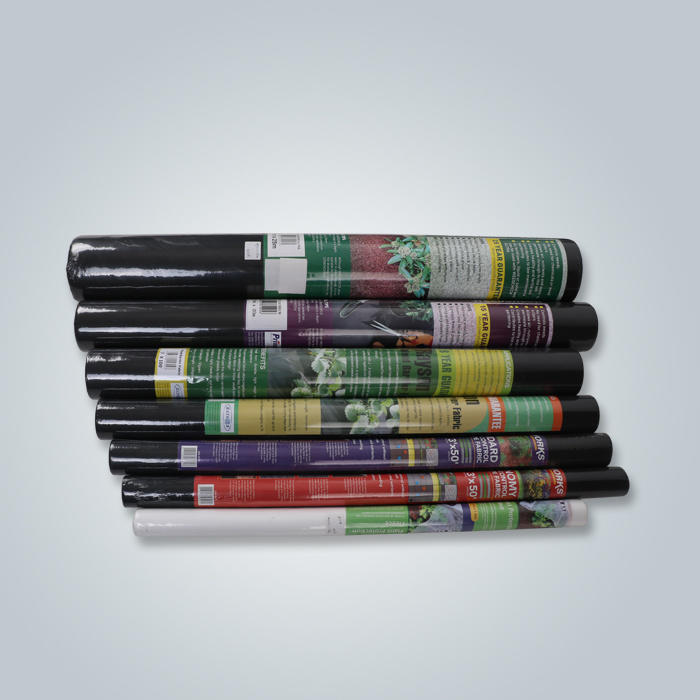 Nonwoven Polypropylene Agriculture Nonwoven Weed Control Fabric