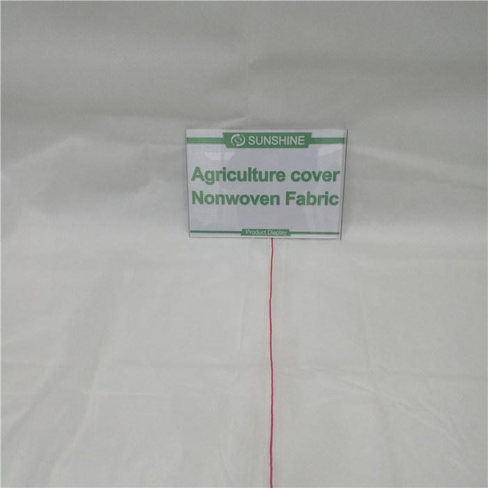 1%~3%UV PP Nonwoven Fabric for Agricalture Cover Made in China