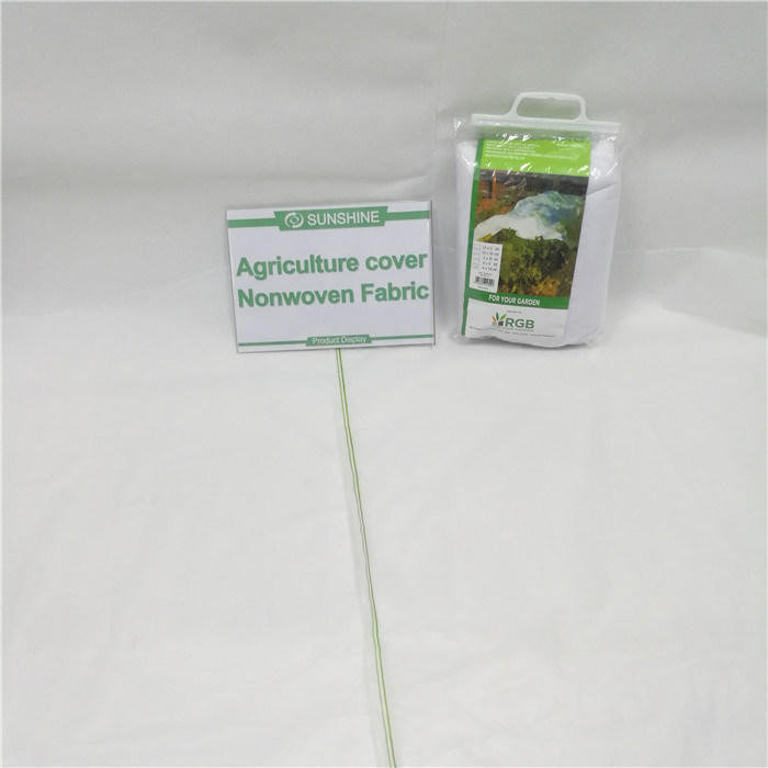 PP Spunbonded Nonwoven Fabric for Tree Cover