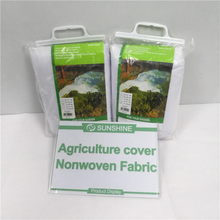 10.2m Width Nonwoven Agriculture Cover Fabric /Weed Control Fabric/Mat