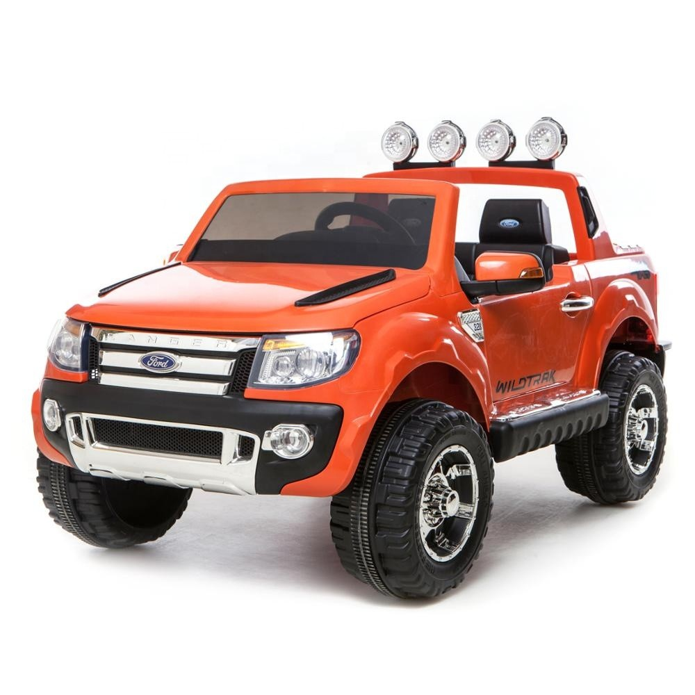ford ranger 4x4 electric kids cars 12v baby ride on toy car