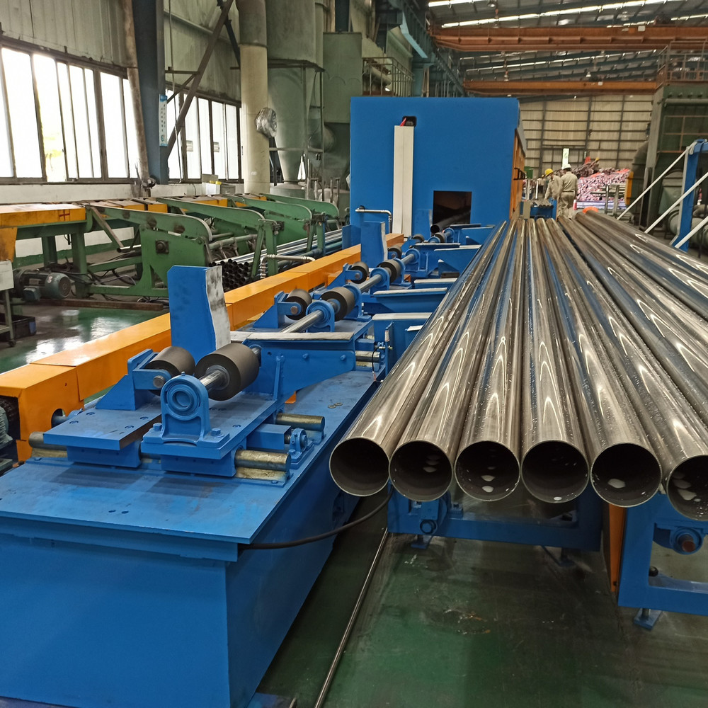 Precision seamless 316/316L stainless steel pipe Top three stainless steel pipes in China