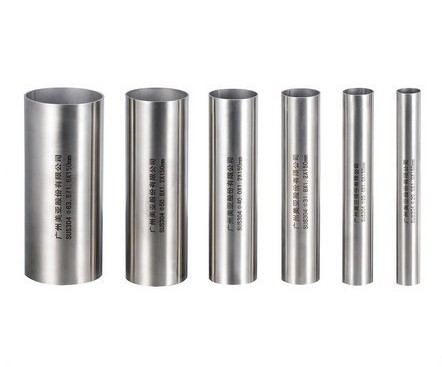 China guangzhou Mayer 304 stainless steel tubes