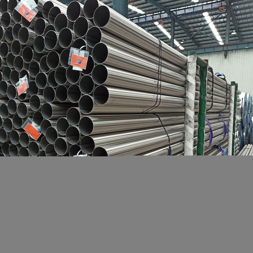 Thin Wall 304 Stainless Steel Pipe Price DN15-300