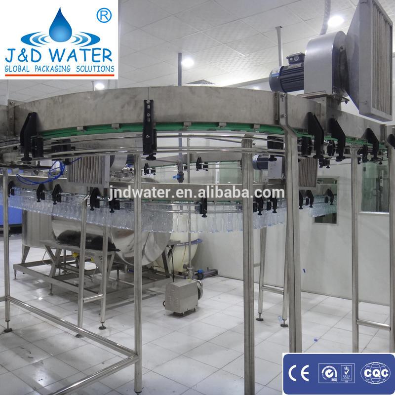Beverage conveyer bottle air conveyor for filling machine filling line