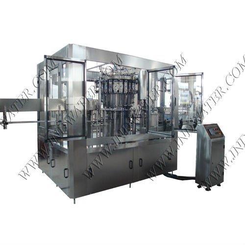 Automatic Glass Bottle Filling Machine