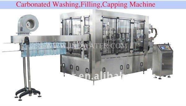 Automatic CE standard Liquid Filling Machine