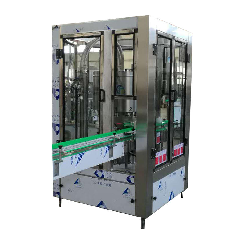 China manufacturer 3 in 1 Glass Bottle Washing Filling Capping Machine