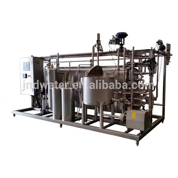 Megathermal Tubular Milk Pasteurizer
