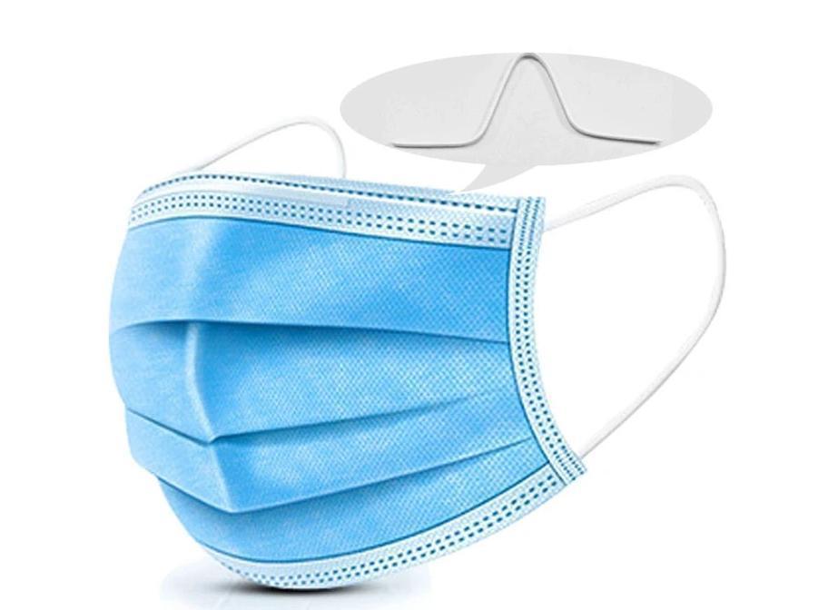 Eco-Friendly Plastic Nose Wire/Single Core Nose Wire/Double Core Nose Bridge