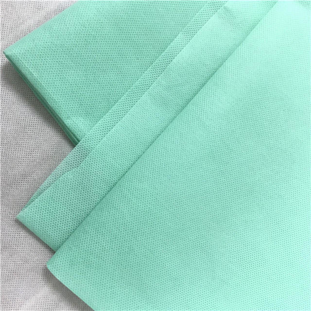 High Quality Medical SMS Non Woven Fabric for Bed Sheet Face Mask Surgical Gown
