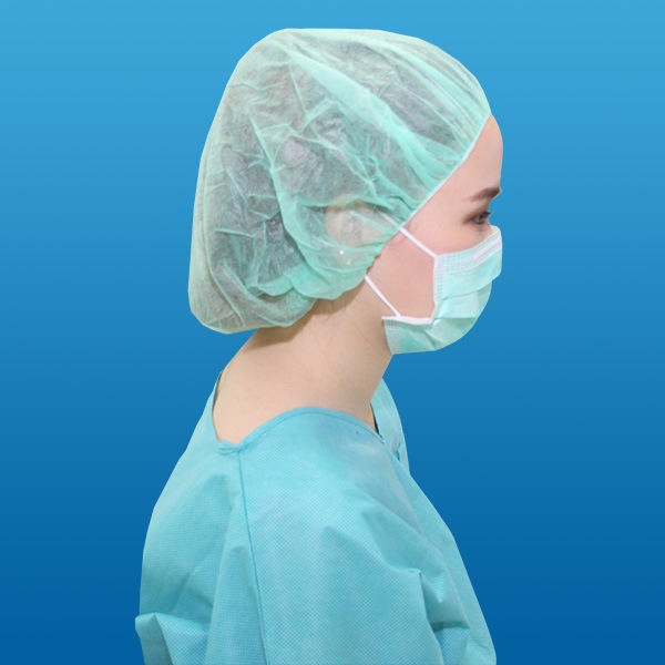 Spunbond Nonwoven Material for Hospital Curtain, Medical Fabric