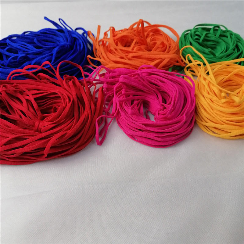 Ready to Ship Great Quantity Stock 2-3mm Elastic Earloop for Face Mask