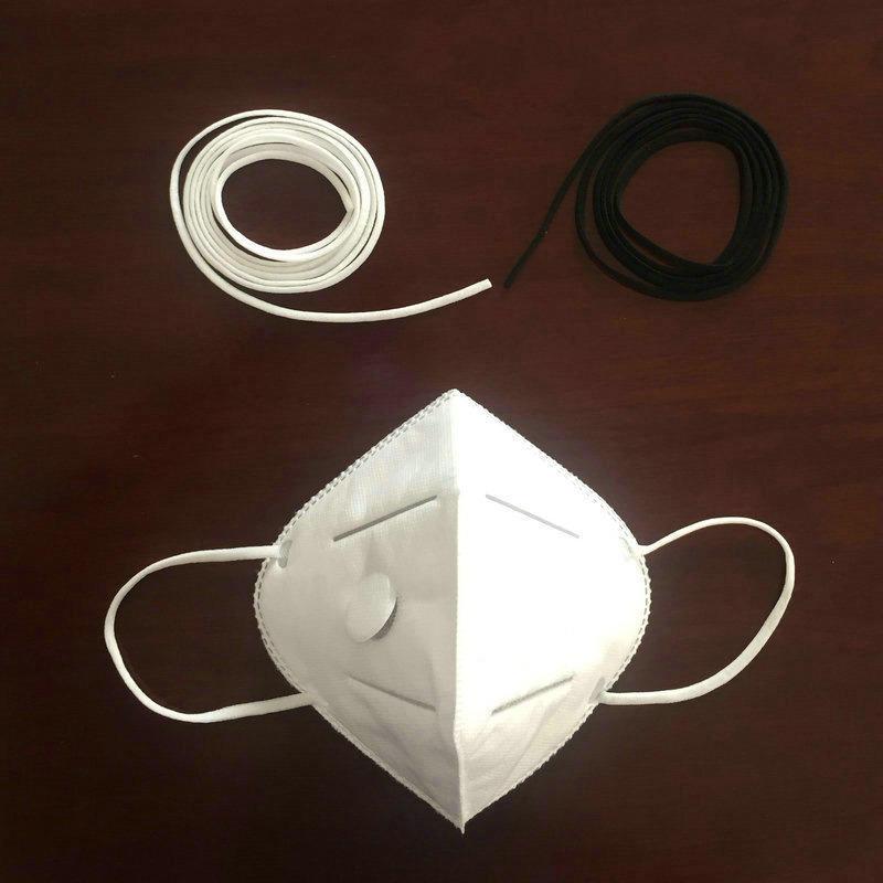 Flat Ear Loop / Elastic Earloop for Face Mask