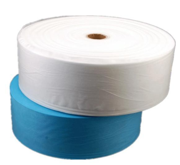 Eco-Friendly Disposable S/Ss/SSS Spunbond Nonwoven Fabric for Mask
