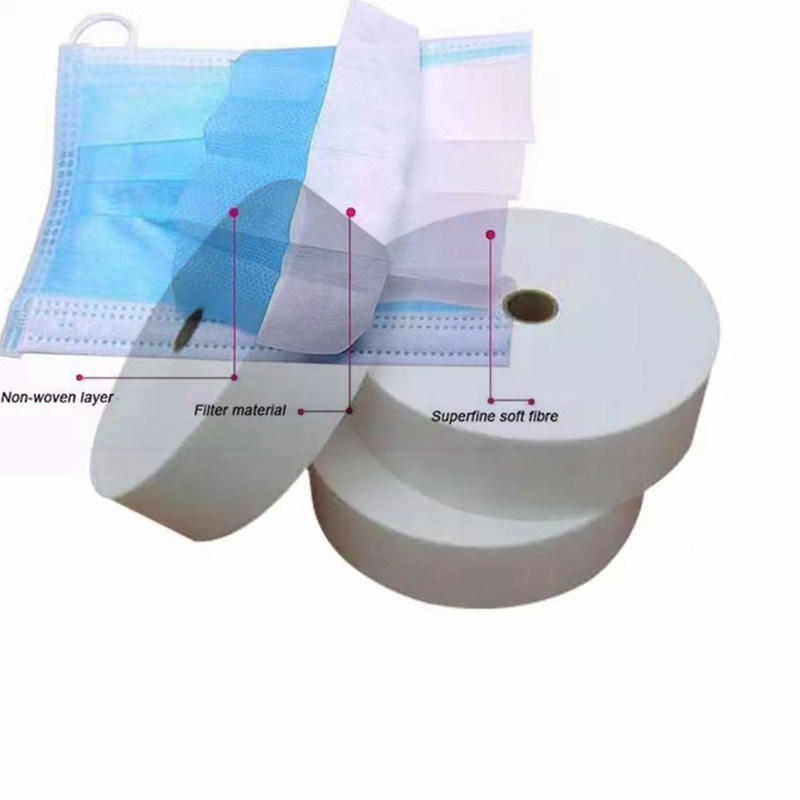 Meltblown Fabric for Facemask Meltblown Nonwoven Fabric for Europe Market