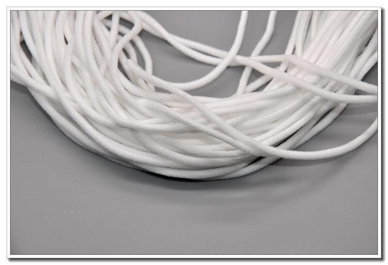Medical Used Earloop Nylon Material for Facemask Making
