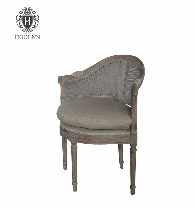 French style nursing home bedroom furniture chair