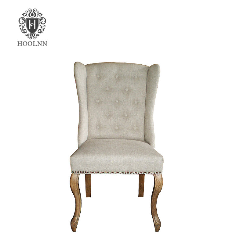 French Upholstered Dining Chair S1092