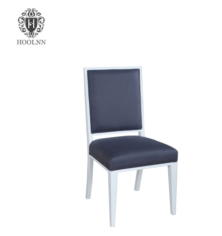 Classical Upholstered Wooden Dining Chair P0020