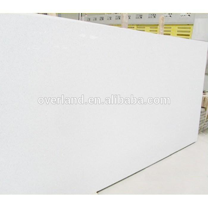 Polar white quartz stone