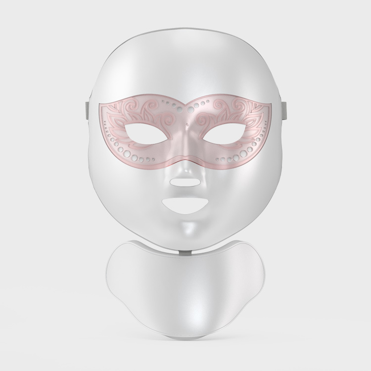 7 colors led anti aging mask beauty photon wireless light therapy facial face led mask