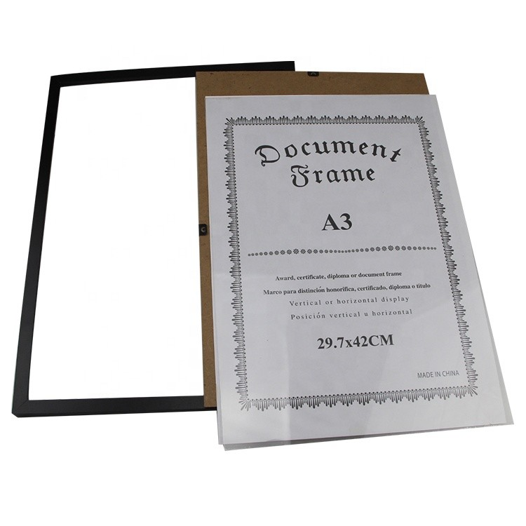 Wholesale custom design gift wood photo picture frame