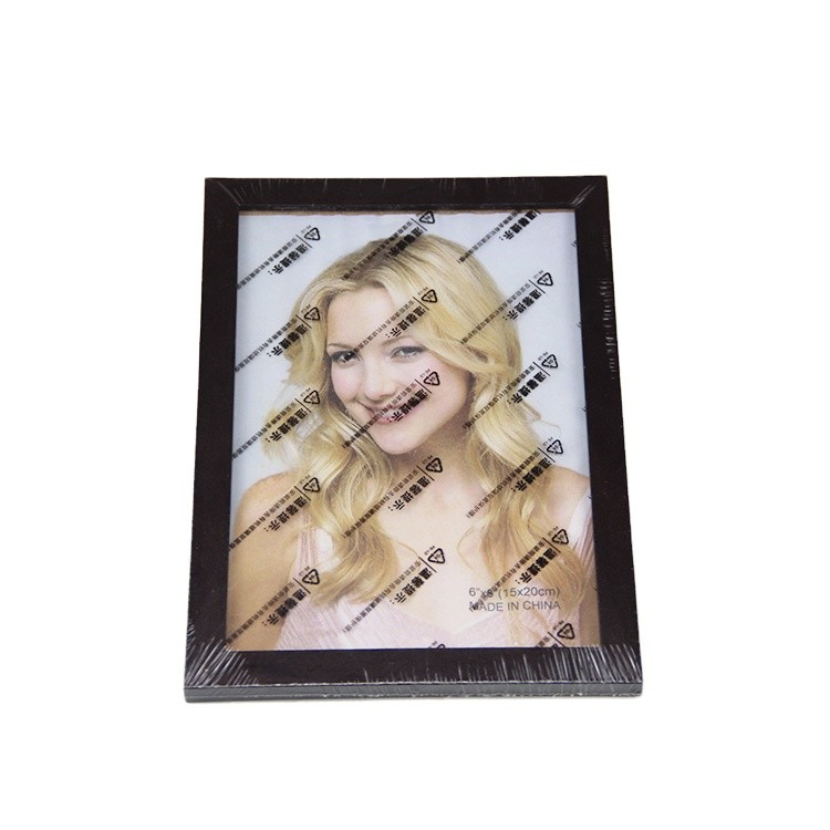 Custom design wood picture frame for home decoration