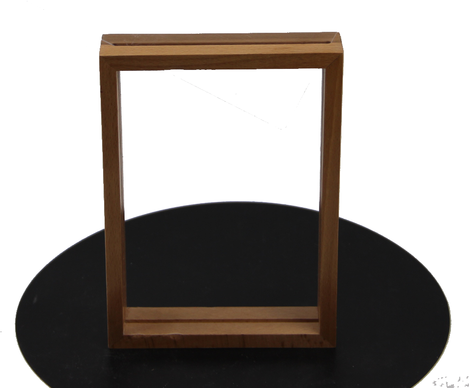 Good quality wedding decorations wooden photo frame picture frame