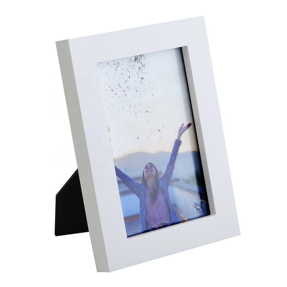 Cheap price classic desktop wooden frame photo 5-1/4