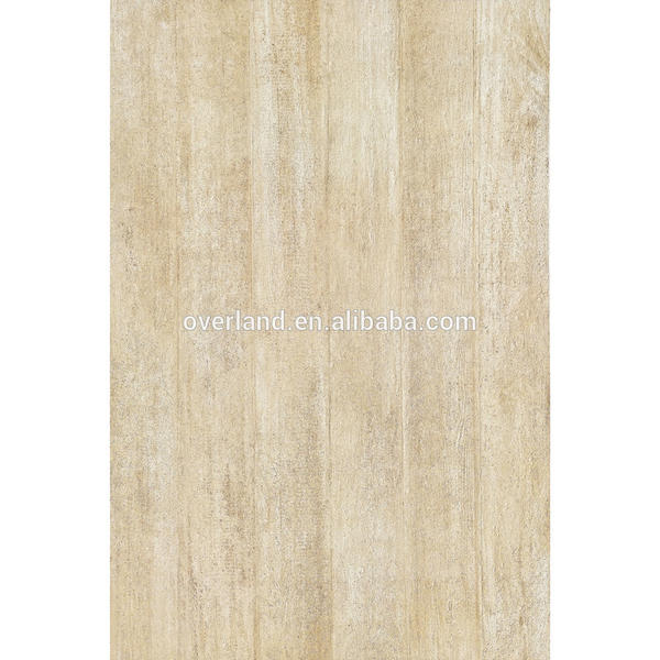 3D like natural wood ceramic floor tile