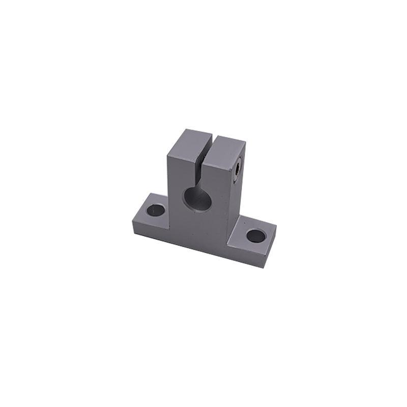 SK8 automation machinery Linear Bearing Box Unit Flange 8MM Aluminium alloyAxle bearing