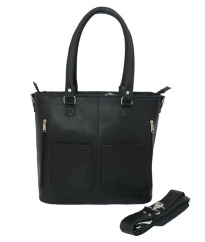 High Quality Leather Tote Bag Women Handbags Travel Shoulder Bag for Lady