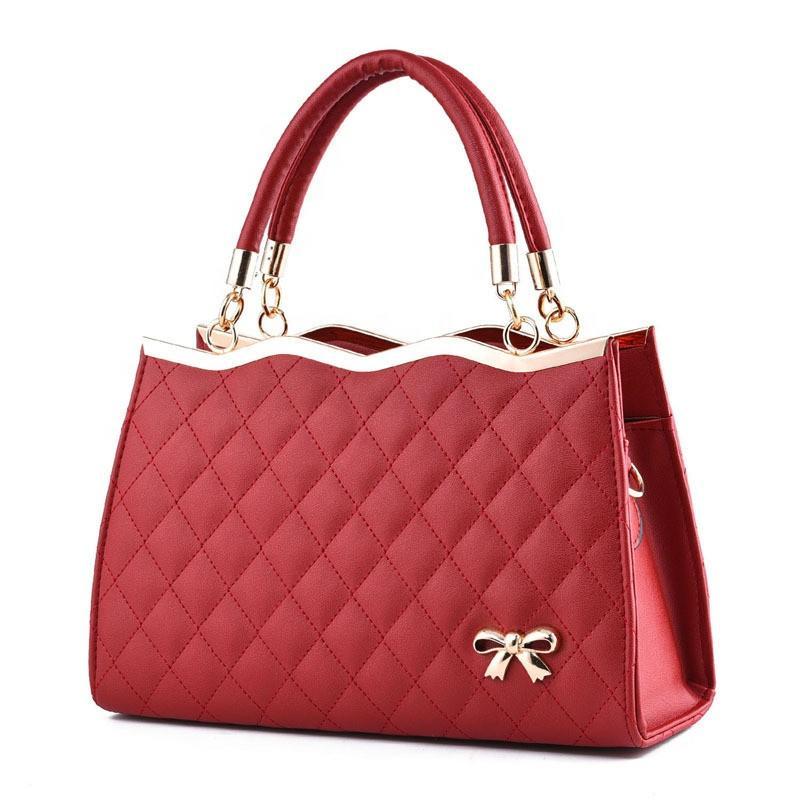 Fashion 100% Genuine Leather handbag for women bags