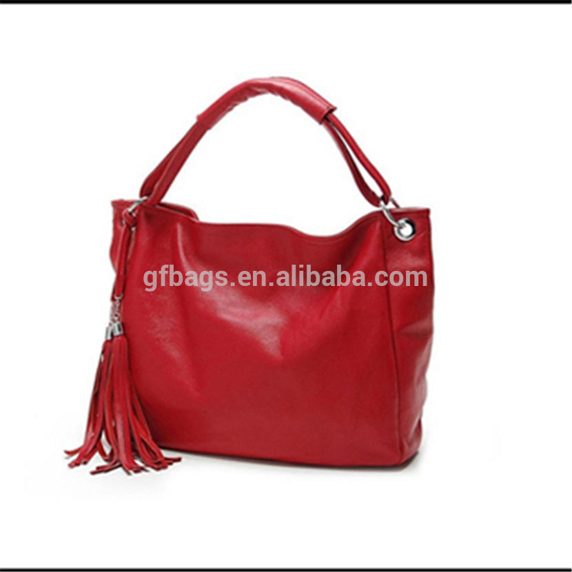 China wholesale Casual Women Genuine Leather Tote bags fashion large capacity ladies purses and handbags designer brand