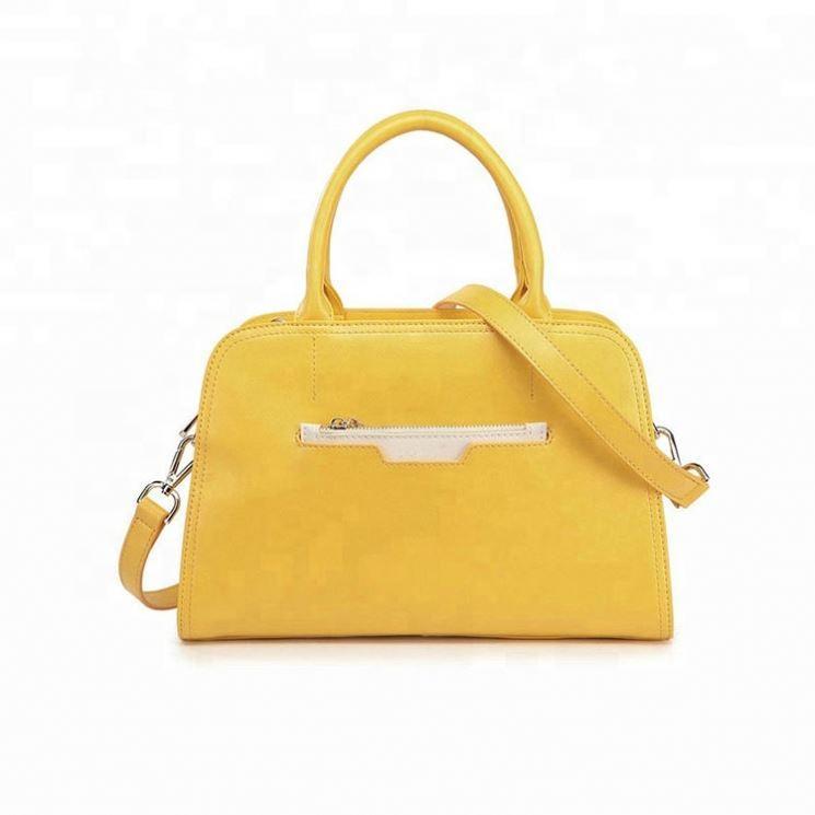 High Margin Products Roman Holiday Series Handbags Yellow