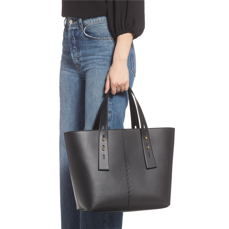 Women Messenger Large Shoulder Bag Big Leather Bag Female Genuine Black Handbag Ladies Crossbody Bag sac a main femme