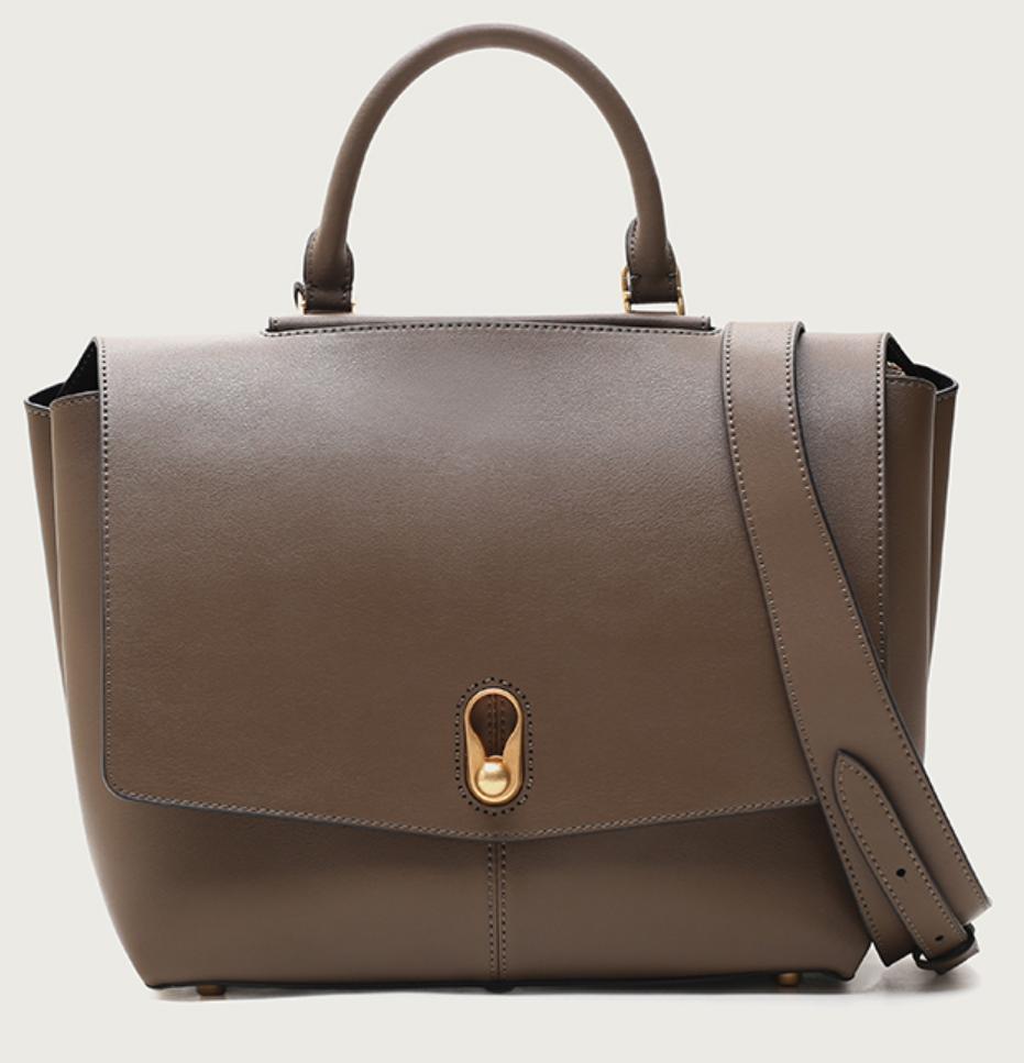 Vintage FashionLadiesLeather Shoulder Bags for Women Tote Handbags