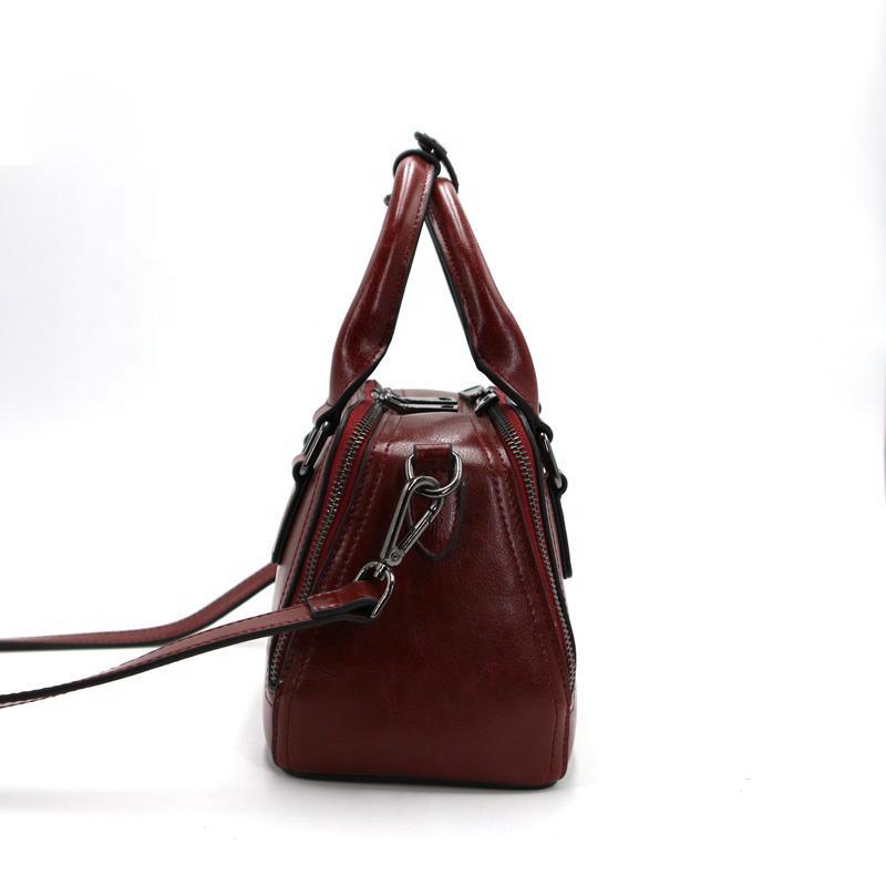 2020 Newest Fashion Genuine Leather Women Shoulder Handbag