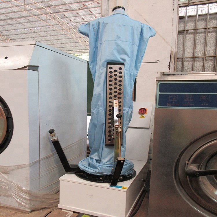laundry equipment- JZ form finisher,form finishing machine