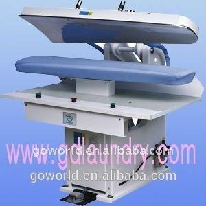 professional laundry press-industrial washing machine,ironing press machine