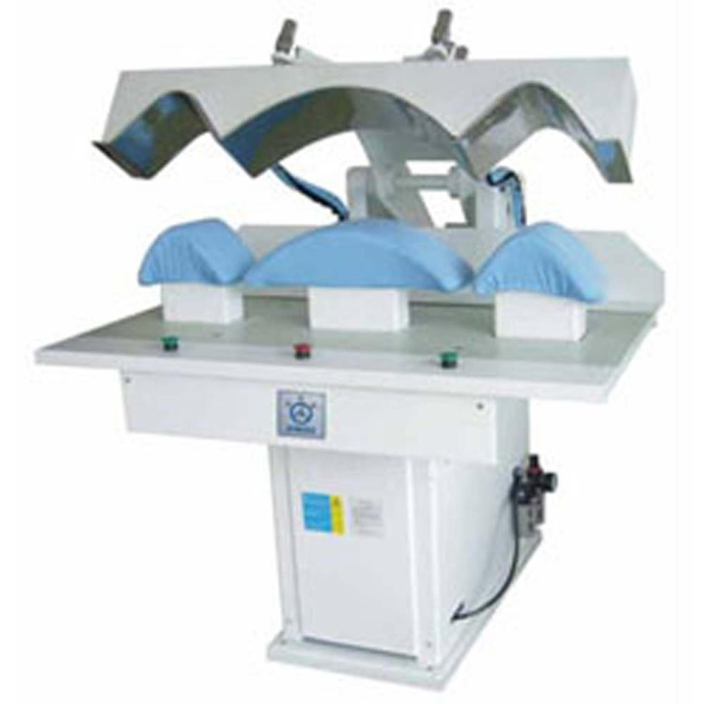 automatic collar-sleeve press-industrial washing machine factory supplier