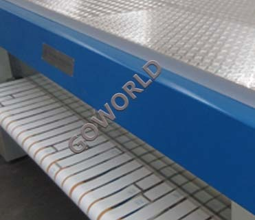 best selling Roller style flat ironer machine