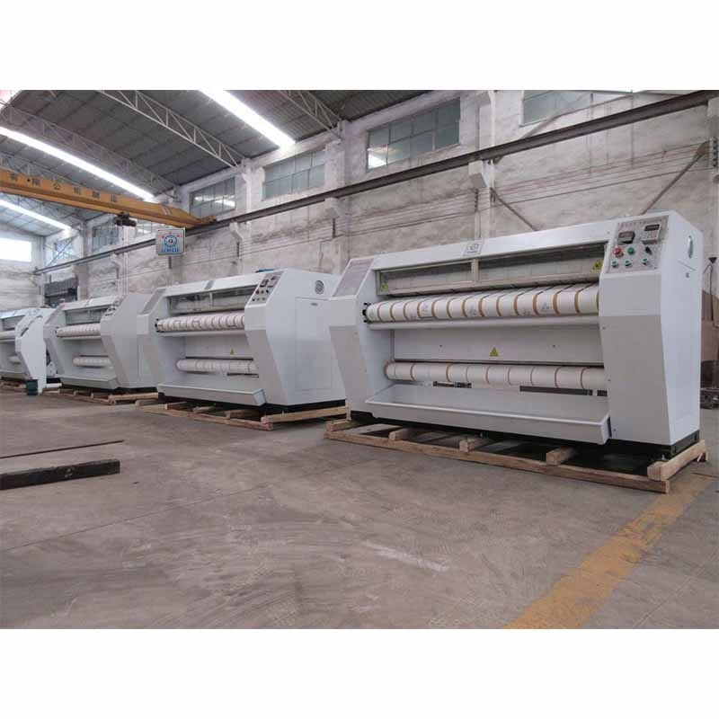 3meter chest heated big capacity flatwork ironer machine