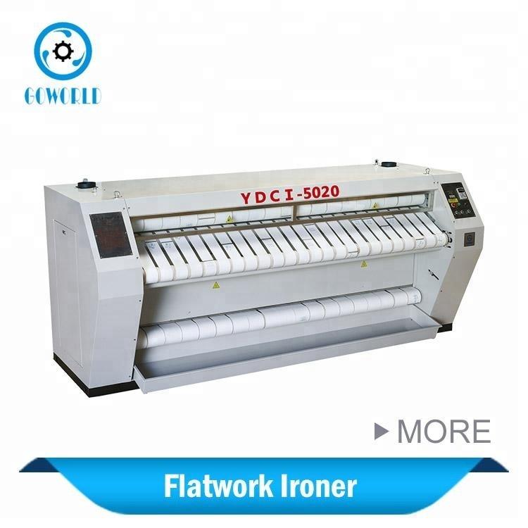 hospital and hotel type ironing machine,laundry machine