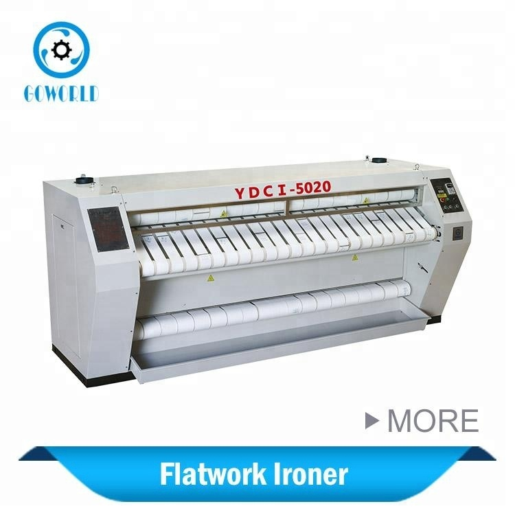 hospital and hotel type ironing machine,laundry machine